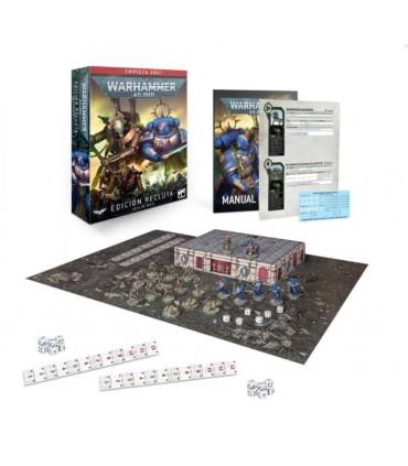 Caja de inicio Recluta - Warhammer 40.000