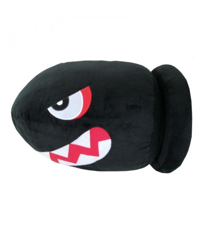 Peluche de Bullet Bill - Super Mario Bros