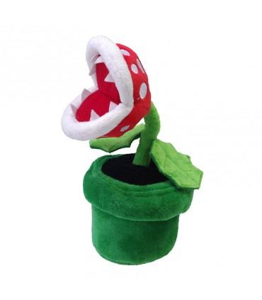 Peluche de Planta Piraña - Super Mario Bros