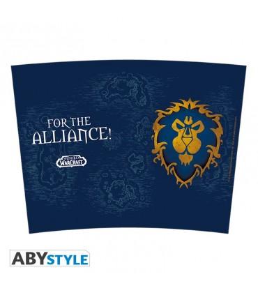 Taza de viaje de la Alianza - World of Warcraft