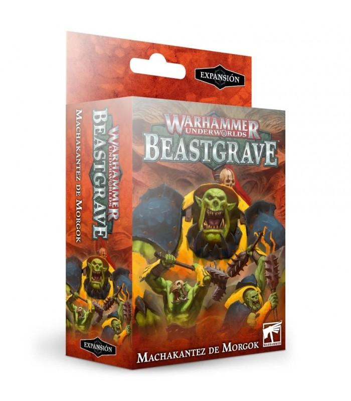 Machakantez de Morgok - Warhammer Underworlds: Beastgrave
