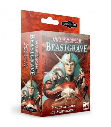 Pacto Afilado de Morgwaeth - Warhammer Underworlds: Beastgrave