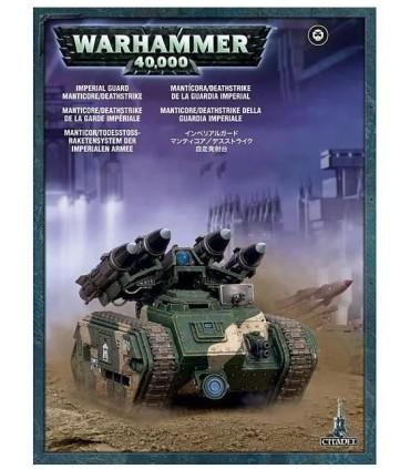 Manticore - Warhammer 40.000