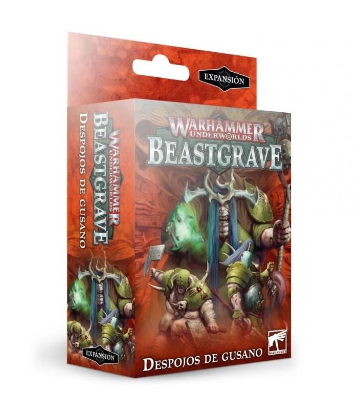 Beastgrave – Despojos de Gusano - Warhammer Underworlds
