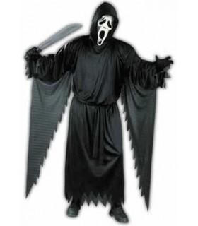Disfraz Scream con Máscara