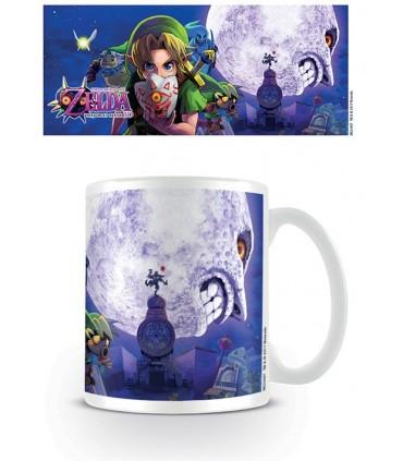 Taza Majora's Mask - The Legend of Zelda