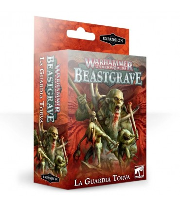 La Guardia Torva - Warhammer Underworlds: Beastgrave