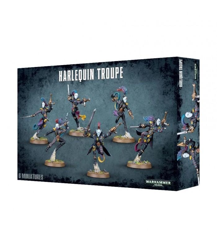 Harlequin Troupe - Warhammer 40.000