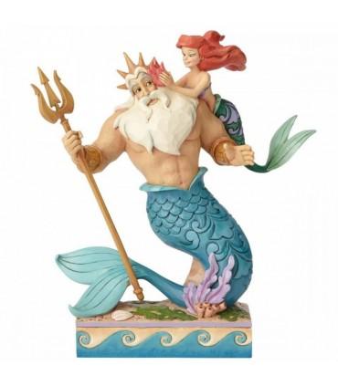 Ariel y Tritón - La Sirenita