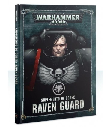 Todos los Códex que necesitas para jugar a Warhammer 40000 en Cuernavilla.com al mejor precio. Codex Raven Guard