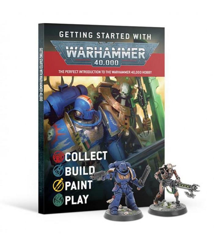 Iníciate en Warhammer 40.000