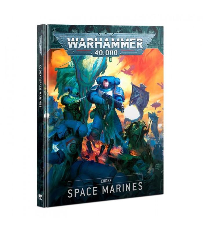 Códex Space Marines - Warhammer 40.000