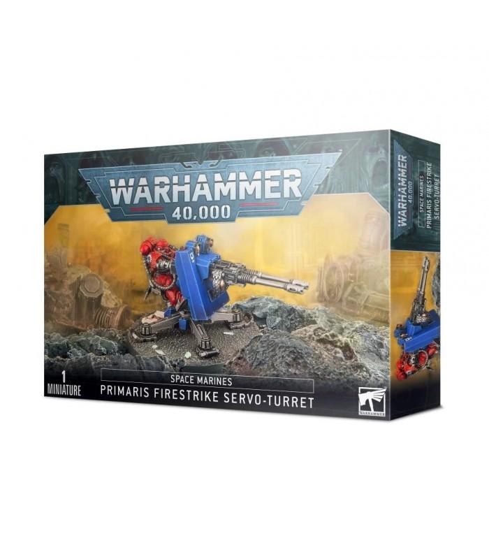Servotorreta Firestrike Primaris - Warhammer 40.000