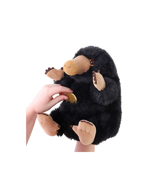 Peluche interactivo Niffler - Animales Fantásticos