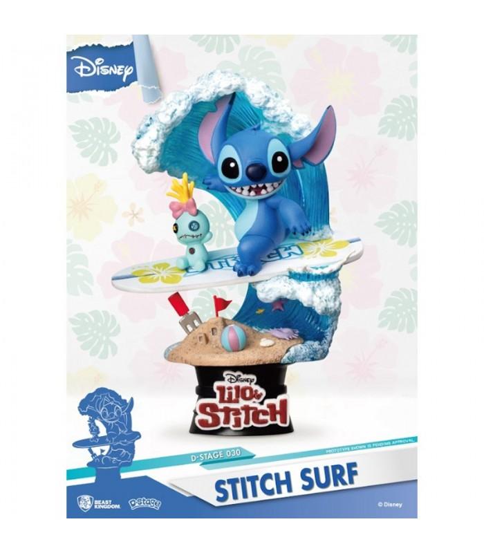 Stitch surfeando - Lilo y Stitch