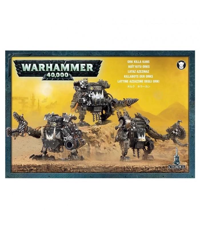 Lataz Azezinas - Warhammer 40.000