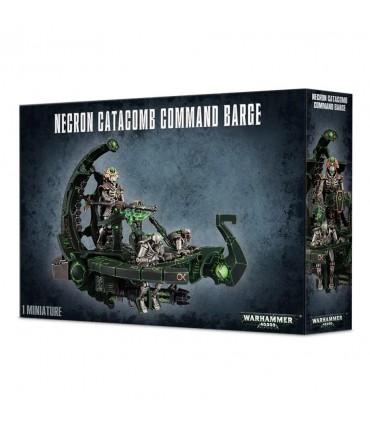 Necron Catacomb Command Barge - Warhammer 40.000