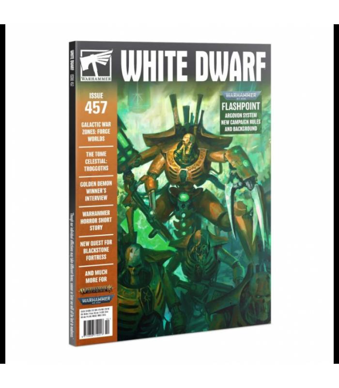 Revista White Dwarf 457 (en inglés)
