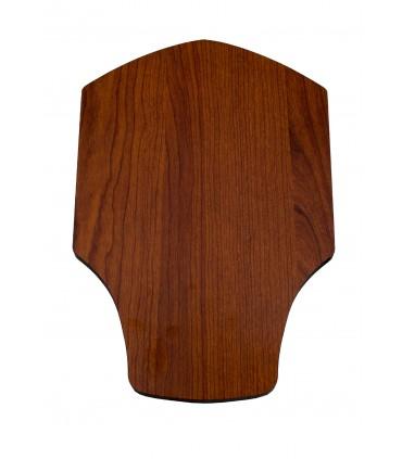 Soporte expositor de madera grande