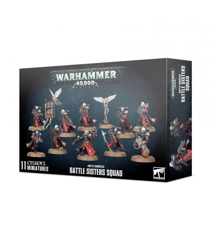 Battle Sisters Squad - Warhammer 40.000