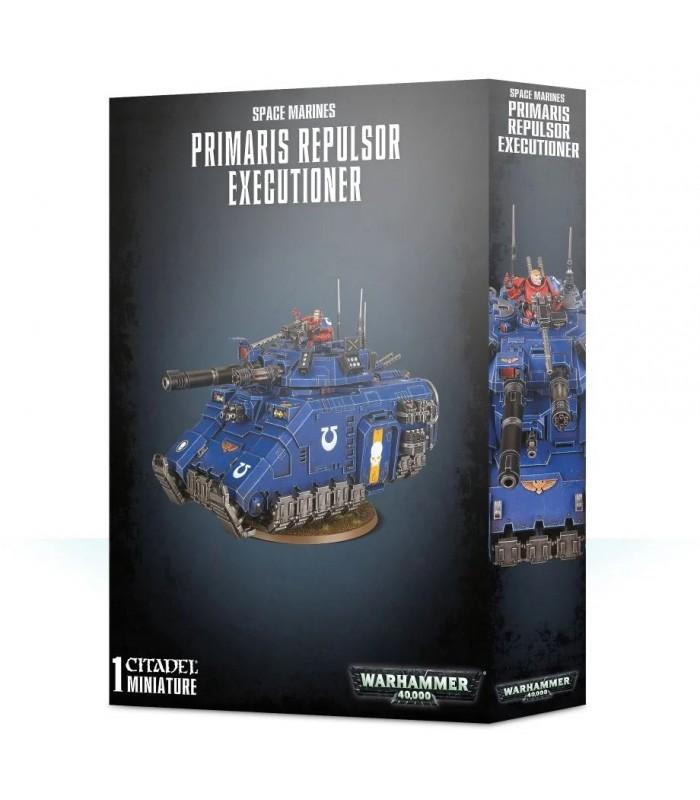 Primaris repulsor Executioner - Warhammer 40.000