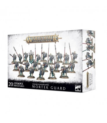 Mortek Guard - Ossian Bonereapers - Age of Sigmar