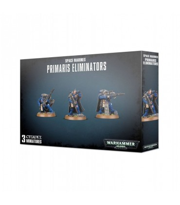 Eliminadores Primaris - Primaris Eliminators - Warhammer 40.000