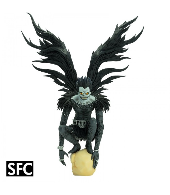 Figura de Ryuk, el Shinigami más siniestro de la serie Death Note en Cuernavilla.com al mejor precio