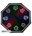 Paraguas Escudos de las Casas de Hogwarts - Harry Potter