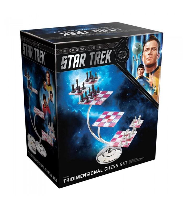 Ajedrez Tridimensional - Star Trek