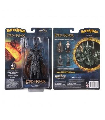 Figura de Sauron presentada en blister en Cuernavilla.com al mejor precio