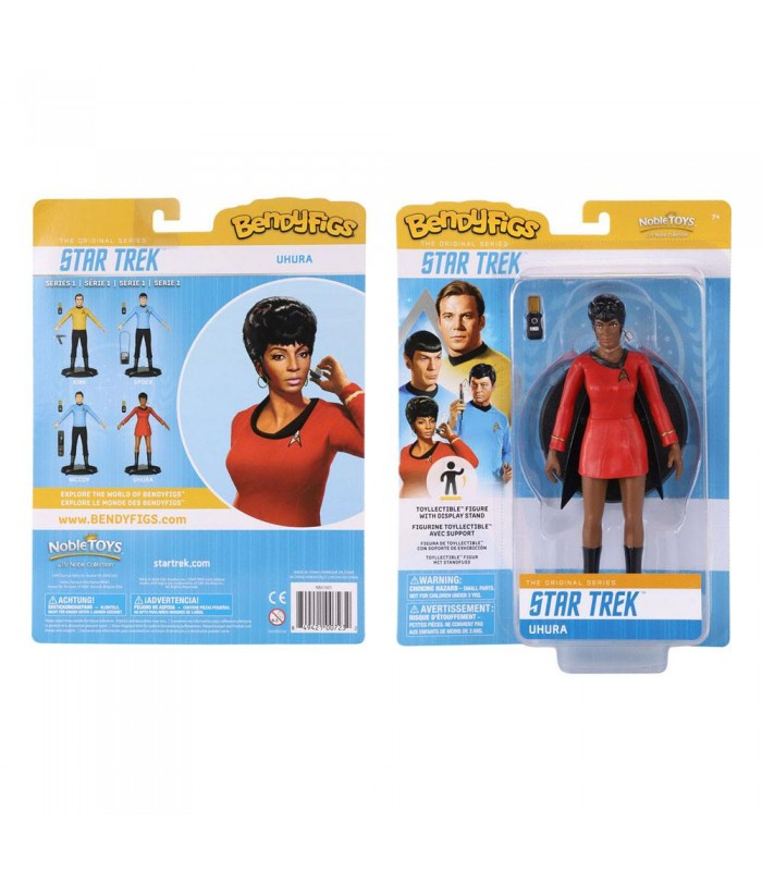 Figura de 19cm Uhura - Star Trek