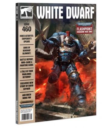 La revista favorita de los fans de Warhammer y Age of Sigmar en Cuernavilla.com Revista White Dwarf 460 Enero 2021