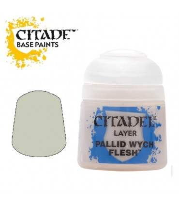 Toda la gama de pinturas para modelismo Citadel en Cuernavilla.com Pintura Layer Pallid Wych Flesh - Citadel al mejor precio
