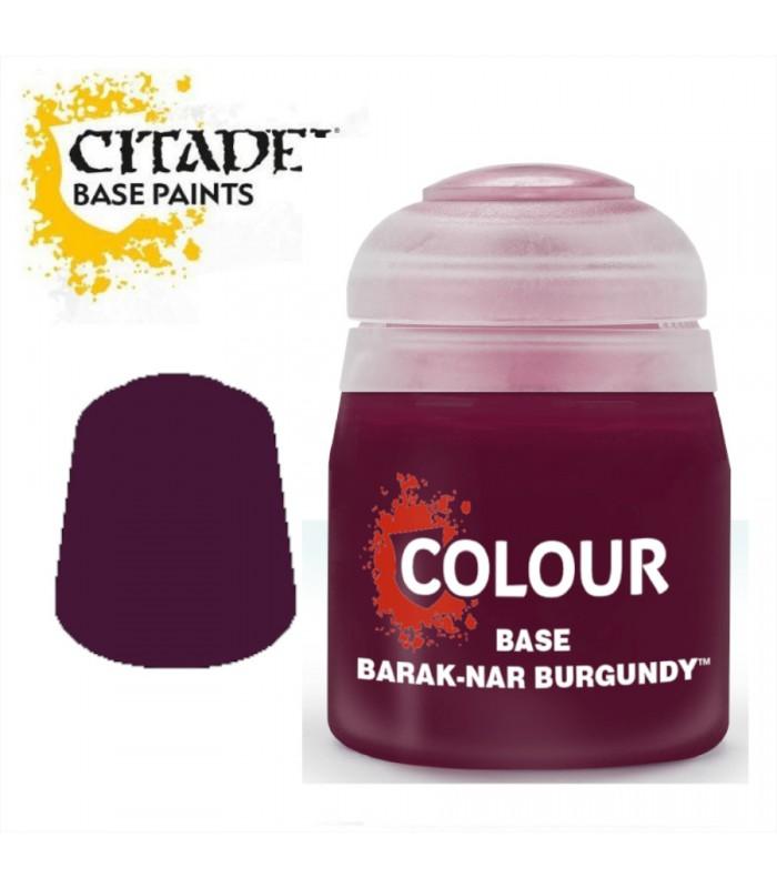Pintura Base Barak-Nar Burgundi - Citadel