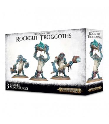 Rockgut Troggoths - Gloomspite Gitz - Warhammer Age of Sigmar