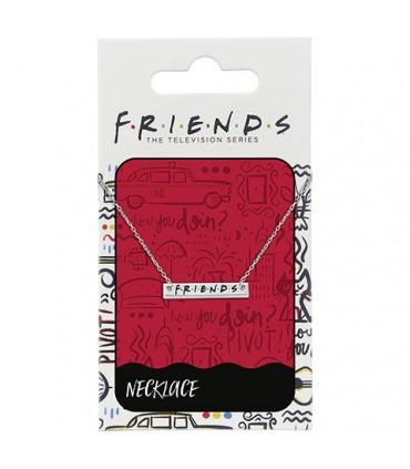 Collar del logo de Friends