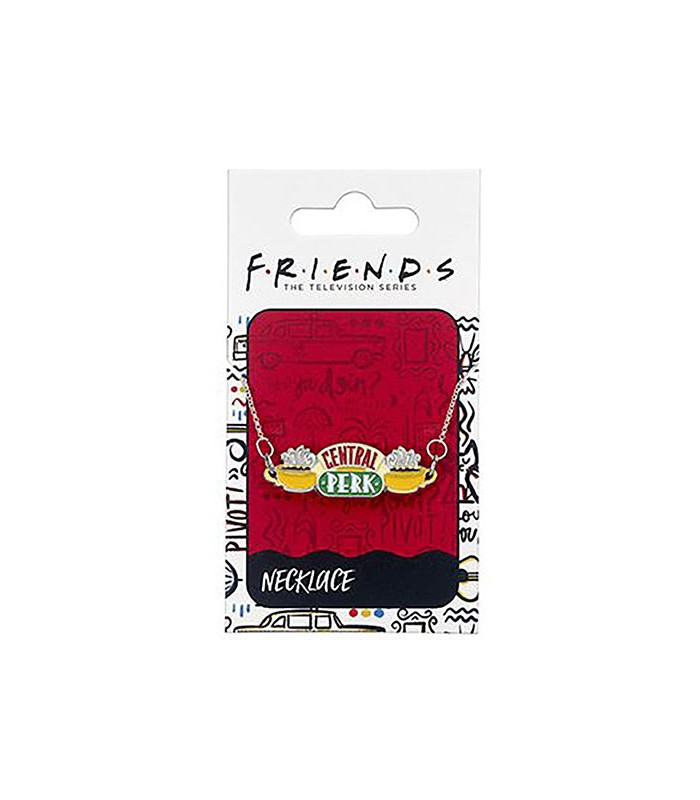 Collar Central Perk - FRIENDS