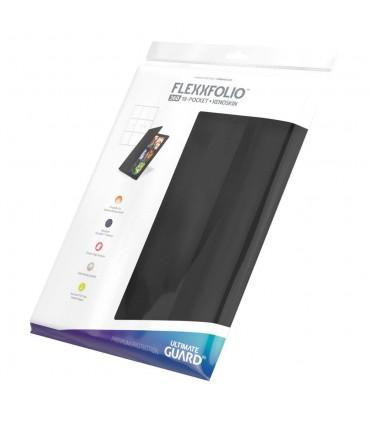 Ultimate Guard Flexxfolio 360 - 18-Pocket XenoSkin Negro