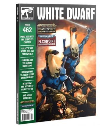 Revista White Dwarf 462 Marzo 2021 (En Inglés) - Games Workshop