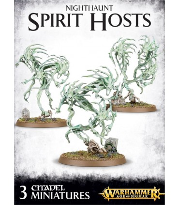 Spirit Hosts - Nighthaunt - Warhammer Age of Sigmar
