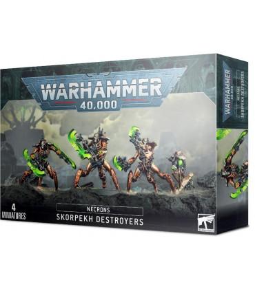 Los mejores productos de Games Workshop como Destructores Skorpekh - Warhammer 40.000 al mejor precio en Cuernavilla.com