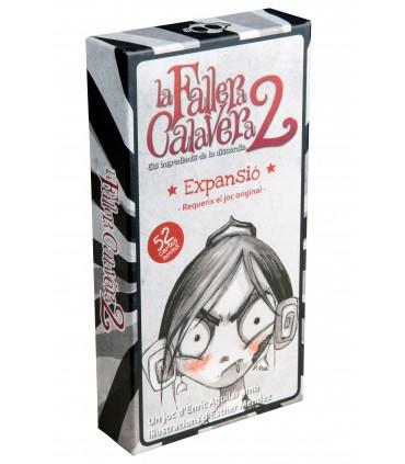 La fallera Calavera 2 EXPANSIÓN - Juego de cartas