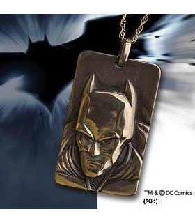 Colgante Batman El Caballero Oscuro en Bronce