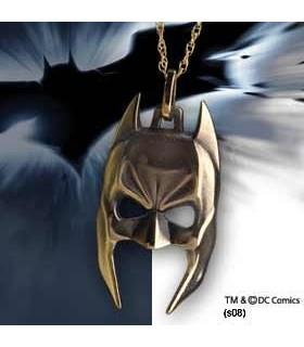 Colgante Máscara Batman El Caballero Oscuro en Bronce