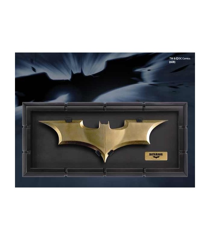 Batarang en Expositor - Batman Begins & The Dark Knight