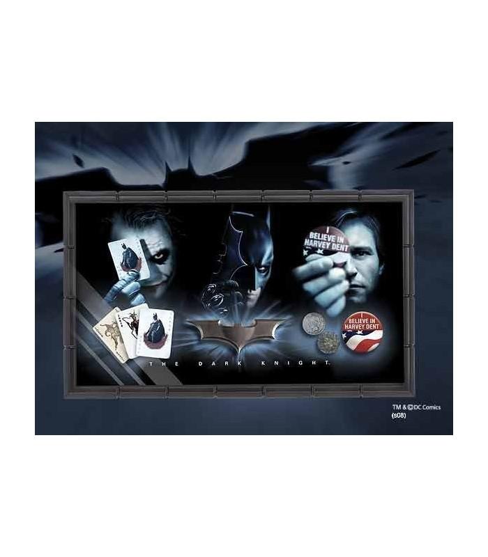 Colección de Prop Réplicas en Expositor - Batman Dark Knight