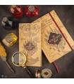 Libreta y mapa del Merodeador - Harry Potter