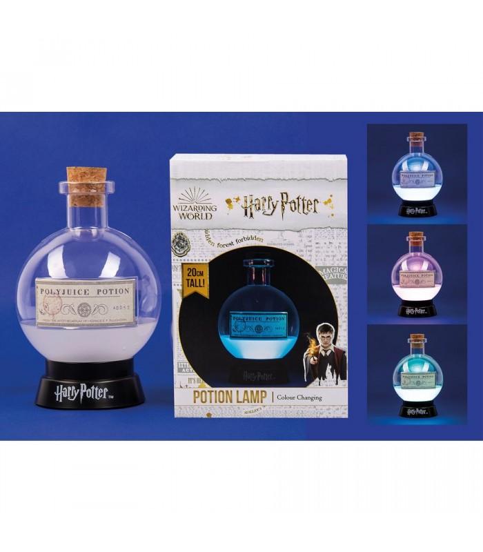 Lámpara de ambiente grande Poción Multijugos XL - Harry Potter