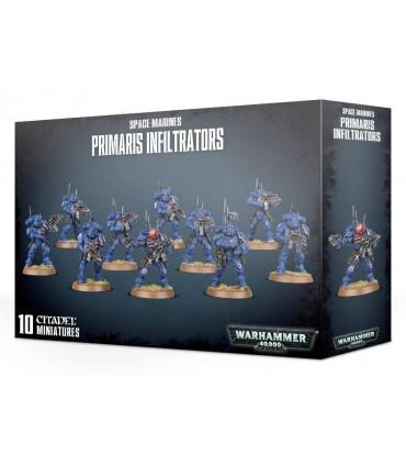 Primaris Infiltrators - Warhammer 40.000